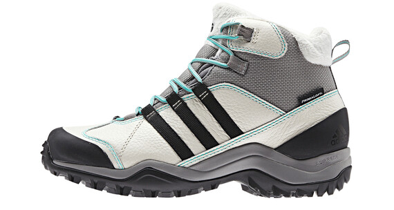 adidas Winterhiker II CP CH Shoes Women chalk/black/vivid mint